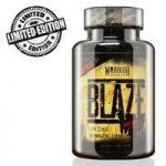 Warrior Blaze Reborn Fat Burners – 180 Caps