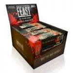Warrior FEAST Protein Flapjacks – 12 Bars