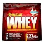 Mutant Whey – 2.7kg (extra fill)