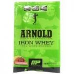 Arnold Schwarzenegger Series Iron Whey Sample – Strawberry