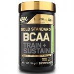 Gold Standard BCAA Train + Sustain – 28 Servings