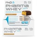 PHD Pharma Whey HT Bars x 12
