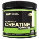Optimum Nutrition Creatine – 144g (40 Servings)