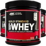ON 100% Whey Gold Standard 180G – SAMPLE