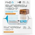 PHD Synergy Iso-7 Protein Bars (12 x 70g)
